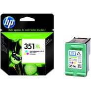 HP Druckpatrone Nr. 351XL color (CB338EE)