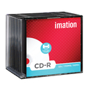 Imation CD recordable pak van 10 stuks (Slim Line)